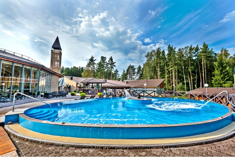 Отдых и оздоровление «Holiday Park» ЛИТВА